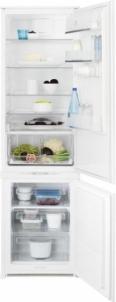 Šaldytuvas Electrolux ENN3153AOW Aprīkots ar ledusskapja un saldētavas