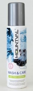Impregnantas Mountval Wash & Care 250 ml Kariškos avalynės aksesuarai