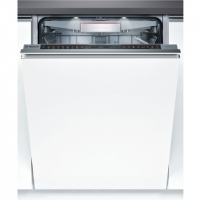 Indaplovė Bosch Dishwasher SBV88TX36E Built-in, Width 60 cm, Number of place settings 13, Number of programs 8, A+++, Display, White Indaplovės