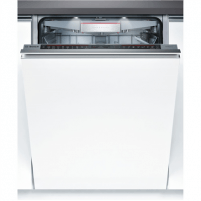 Indaplovė Bosch Dishwasher SBV88TX36E Built-in, Width 60 cm, Number of place settings 13, Number of programs 8, A+++, Display, White