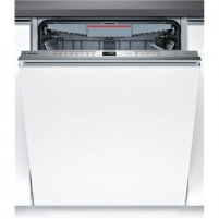 Indaplovė Bosch Dishwasher SMV68MX04E Built in, Width 60 cm, Number of place settings 14, Number of programs 8, A+++, Display, AquaStop function Indaplovės