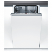 Indaplovė Bosch Dishwasher SPE45IX01E Built in, Width 45 cm, Number of place settings 9, Number of programs 5, A+, Display, AquaStop function