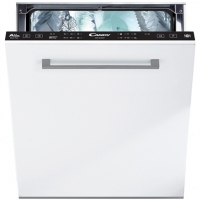 Indaplovė Candy Dishwasher CDI 2D949 Built in, Width 44 cm, Number of place settings 9, Number of programs 7, A++, Display LED, AquaStop function, White