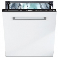 Dishwasher Candy Dishwasher CDI 2T1047 Built in, Width 45 cm, Number of place settings 10, Number of programs 7, A++, Display Digital, AquaStop function, White Dishwasher