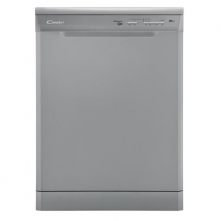 Indaplovė Candy Dishwasher CDP 1L39S Free standing, Width 60 cm, Number of place settings 13, Number of programs 6, A+, AquaStop function, Silver Indaplovės