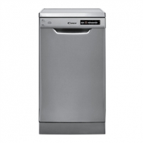 Indaplovė Candy Dishwasher CDP 2D1145X Free standing, Width 45 cm, Number of place settings 11, Number of programs 6, A+, Display LCD, Inox Indaplovės