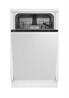 Indaplovė Dishwasher Beko DIS28023 Įmontuojamos indaplovės