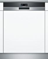Indaplovė Dishwasher Siemens SN578S36TE | 60 cm Įmontuojamos indaplovės