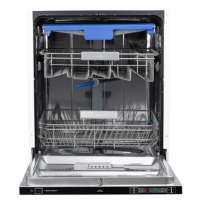 Indaplovė ETA Dishwasher ETA339390001 Built-in, Width 60 cm, Number of place settings 14, Number of programs 9, A+++, Display, AquaStop function, Stainless steel Indaplovės