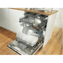 Indaplovė Gorenje Dishwasher GV64160 Built in, Width 60 cm, Number of place settings 13, Number of programs 5, A++, Display, AquaStop function, White Trauku mazgājamā mašīna