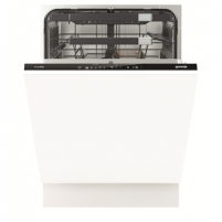Indaplovė Gorenje Dishwasher GV67260 Built in, Width 60 cm, Number of place settings 16, Number of programs 5, A+++, Display, AquaStop function, White