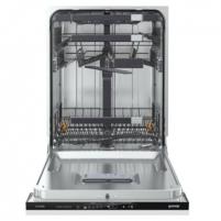 Dishwasher Gorenje Dishwasher GV67260XXL Built in, Width 60 cm, Number of place settings 16, Number of programs 5, A+++, Display, AquaStop function, White Dishwasher