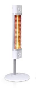 Infraraudonųjų spindulių šildytuvas Veito CH1800 XE, baltas