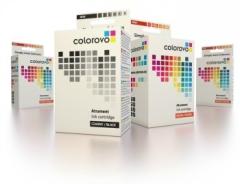 Ink bundle COLOROVO 521-BK+C+M+Y | Canon CLI-521 BK+C+M+Y Toneri un kārtridži