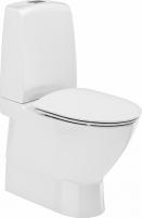 Inspira Art Rimfree® kombinuotas unitazas, vertical, adhesive, 2/4 ltr. Fresh WC funkcija