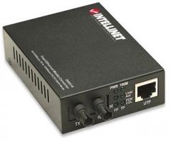 Intellinet Media konverteris 10/100Base-TX RJ45/100Base-FX (MM ST) 2km 1310nm