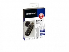 Intenso MP3 grotuvas 8GBMusic Walker LCD MP3 grotuvai, ausinukai
