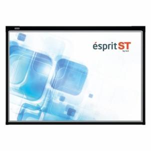 Interaktyvi lenta 2x3 iBoard 83 Interaktyvus pristatymas