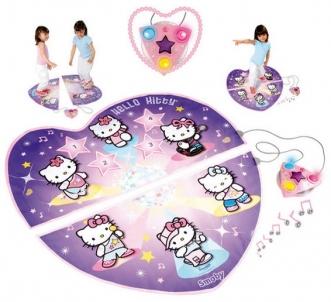 Interaktyvi šokio lenta | Hello Kitty | Smoby Žaislai mergaitėms