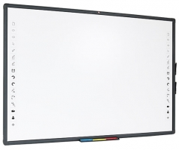 Interaktyvios lentos rinkinys: Avtek TT-BOARD 80 Pro, Vivitek DX881ST, WallMount Next 1200, accessor. Interaktyvus pristatymas