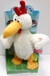 Interaktyvus žaislas - 30cm Chicken 58931 Minkšti žaislai