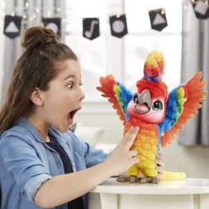 Interaktyvus žaislas E0388 Hasbro FurReal Friends Попугай Furreal Friends - Show-Coco, My Star Parrot Interaktīvā rotaļlieta