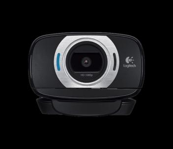 Internetinė kamera  Logitech HD Webcam C615 - USB - EMEA
