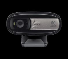 Internetinė kamera  Logitech Webcam C170 - BLACK - USB - EMEA