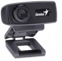 Internetinė kamera Genius FaceCam 1000X (HD/720P/MF/USB 2.0/UVC/MIC) Internetinės kameros