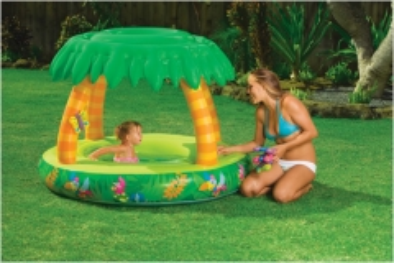 INTEX baseinas vaikams ZOO Žaidimų aikštelės
