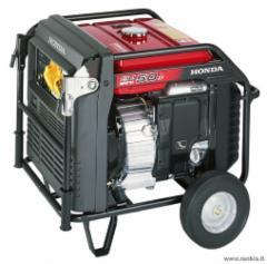 Inverterinis benzininis vienfazis generatorius Honda EM 50 iS Benzīna elektroģeneratoru
