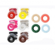 Invisibobble Hair Ring Cosmetic 3vnt. You Are Purrfect! Aksesuāri matiem