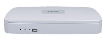 IP įrašymo įrenginys 4kam. NVR3104ECO Vaizdo įrašymo įrenginiai
