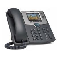 5-Line IP Phone with Color Display, PoE, 802.11g, Bluetooth? Ip telefonija