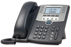 IP Telefonas Cisco 4 Line IP Phone with Display, PoE and Gigabit PC Port