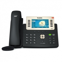 "IP telefonas Yealink SIP-T29G IP Phone, 4.3"" 480 x 272-pixel color display with backlight, 16 VoIP accounts Ip telephony"