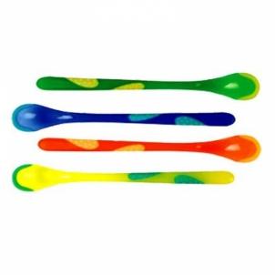 Įrankiai 2Pack heatsensetive training spoons Of infants
