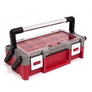 """Įrankių dėžė Keter Tool Box with Organizer MasterPro 18 """""""