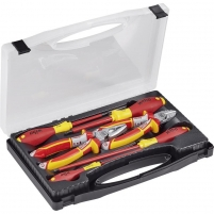 Įrankių komplektas NWS 6 Piece VDE Pliers/Screwdriver Set