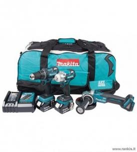 MAKITA DLX3035T įrankių rinkinys Battery tool kits