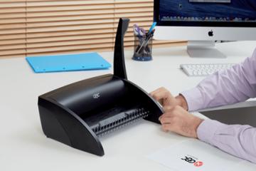 Įrišimo aparatas GBC CombBind C100 Popieriaus įrišimo aparatai, giljotinos