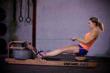 Irklavimo treniruoklis First Degree Fitness Viking PRO Rowing exercise equipment
