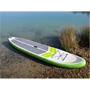 Irklentė Viamare Inflatable SUP Board, 365 cm, 190 kg, Green Vandenlentės