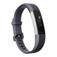 Išamanusis laikrodis Fitbit Flex Alta HR Large FB408SGYL-EU OLED, Blue/Gray, Warranty 24 month(s), Touchscreen, Bluetooth, Built-in pedometer, Heart rate monitor, Išmanieji laikrodžiai ir apyrankės