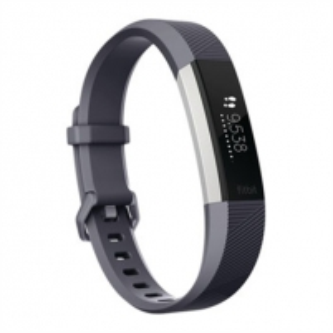 Išamanusis laikrodis Fitbit Flex Alta HR Small FB408SGYS-EU OLED, Blue/Gray, Warranty 24 month(s), Touchscreen, Bluetooth, Built-in pedometer, Heart rate monitor, Išmanieji laikrodžiai ir apyrankės