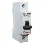 Išjungiklis automatinis, 1P, B, 13A, 6kA, Legrand 604904 220 v, automatic switches