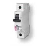 Išjungiklis automatinis, 1P, C, 25A, 6kA, ETI 02141518