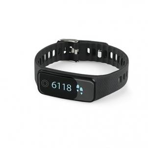 Išmanioji apyrankė Medisana ViFit With Bluetooth Black 79486