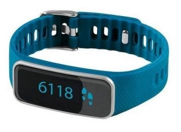 Išmanioji apyrankė Medisana ViFit With Bluetooth Blue 79488