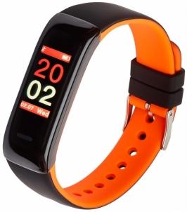 Išmanioji apyrankė Smartband, Opaska Sportowa Garett Fit 11 Orange